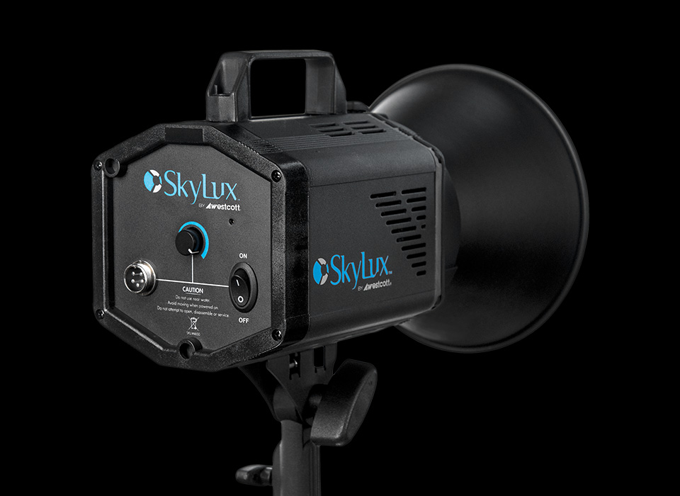 Skylux LED light controls