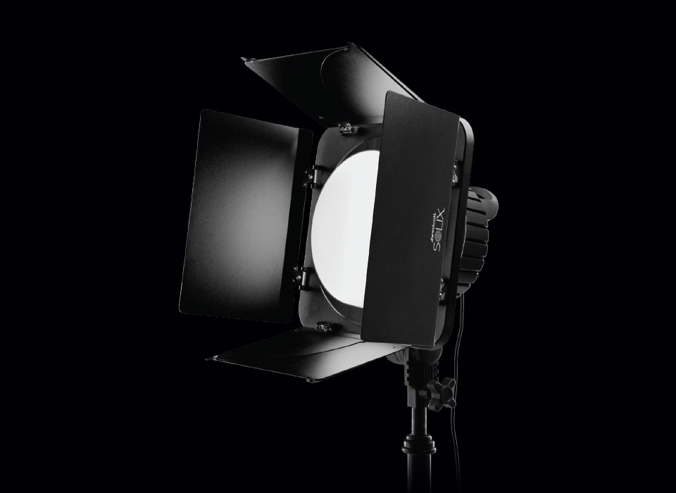 Solix LED for photography and video lighting