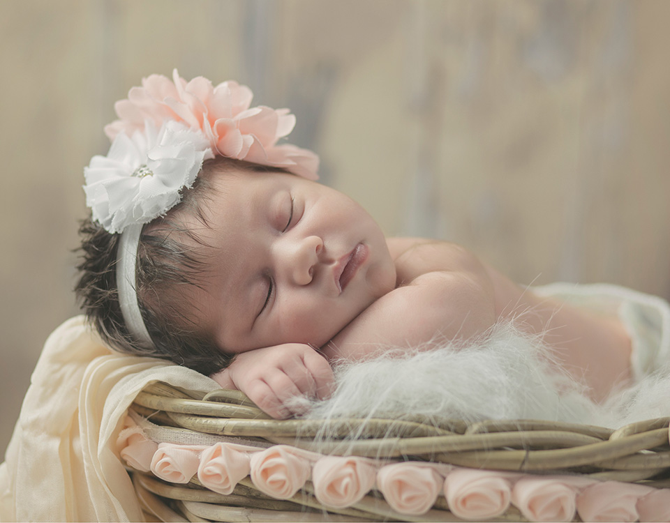 Headband Props for Newborn Photography