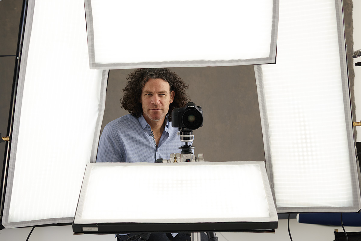 Peter Hurley Flex Kit demonstrated by Peter Hurley